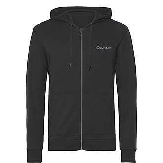 Modal Lounge Zip-Up Sweat