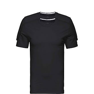 2-Pack ID Lounge Crew Neck Tops