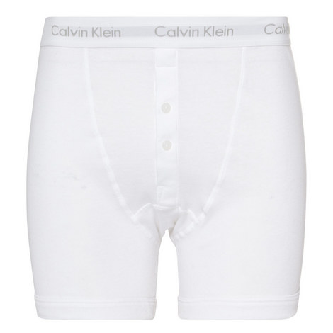 Cotton Boxer Shorts, ${color}