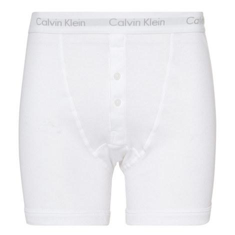 Cotton Boxer Shorts, ${color}