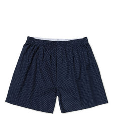 Pin Dot Boxer Shorts
