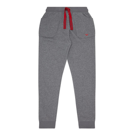 French Terry Sweatpants, ${color}