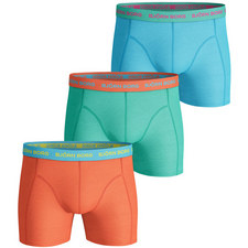 Flame Seasonal Solids Shorts 3 Pack