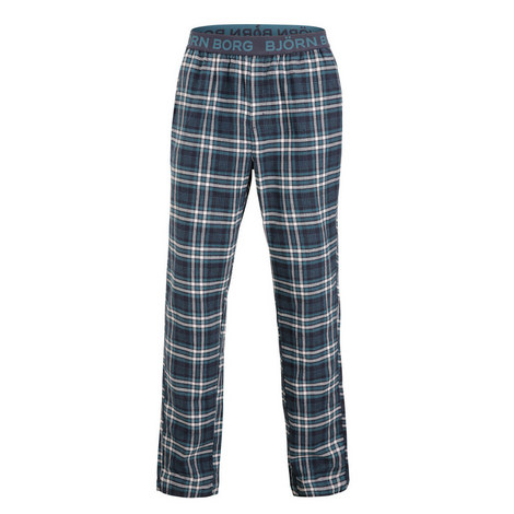 Paul Check Pyjama Bottoms, ${color}