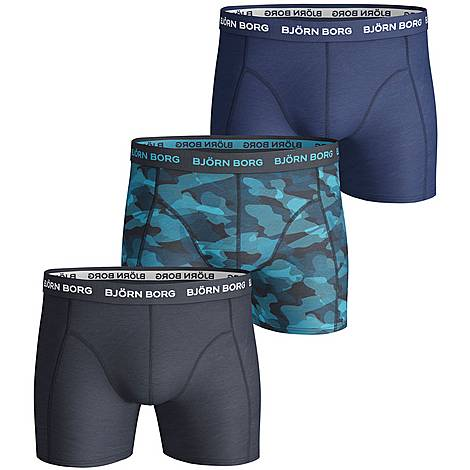 3-Pack Camoline Total Eclipse Briefs, ${color}