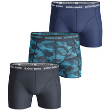 3-Pack Camoline Total Eclipse Briefs