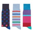 3-Pack Socks, ${color}