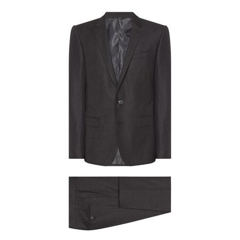 2 Piece Martini Fit Suit, ${color}