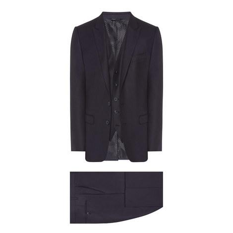 3-Piece Martini Fit Suit, ${color}