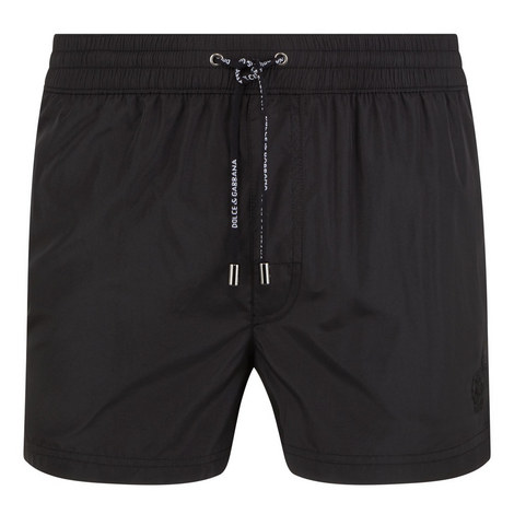 Crown Embroidered Swim Shorts, ${color}