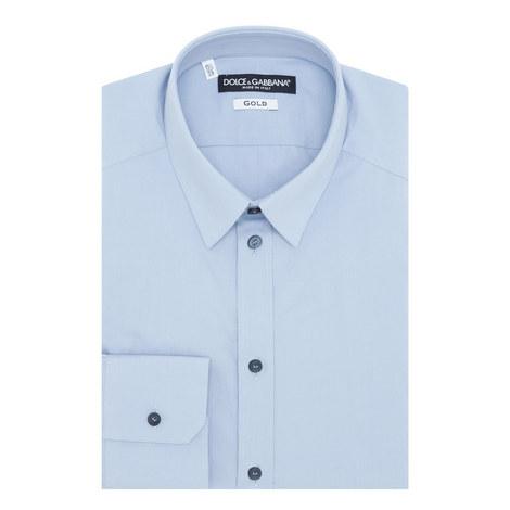 Poplin Cotton Shirt, ${color}