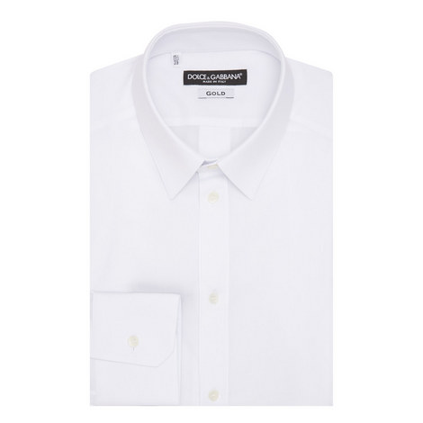 Poplin Buttoned Shirt, ${color}