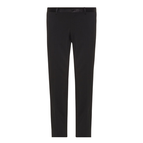 Straight Evening Trousers, ${color}