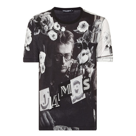 James Dean T-Shirt, ${color}