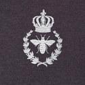 Crown Bee Logo Polo, ${color}