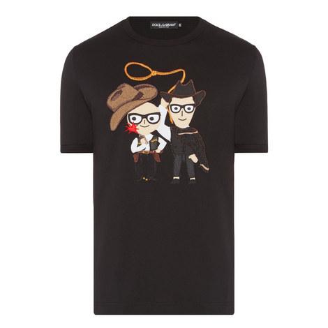 Appliqué T-Shirt, ${color}