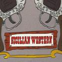 Western Pistol Print T-Shirt, ${color}