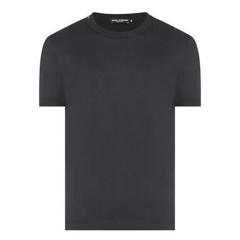 Crew Neck T-shirt, ${color}