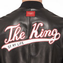 King Leather Bomber Jacket, ${color}