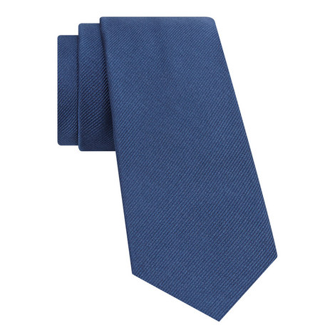 Twill Silk Tie, ${color}