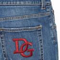 Logo Pocket Martini Jeans, ${color}