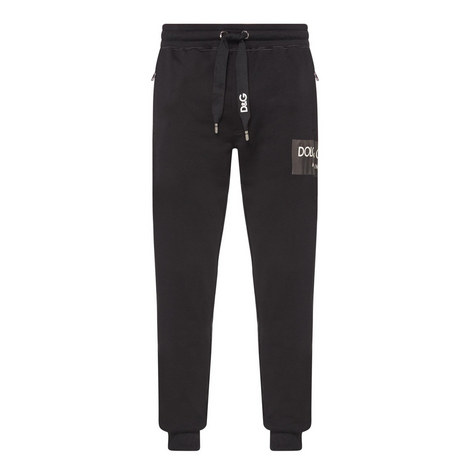 Logo Tape Sweatpants, ${color}