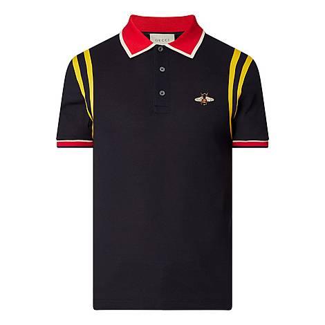 Web Bee Polo Shirt, ${color}