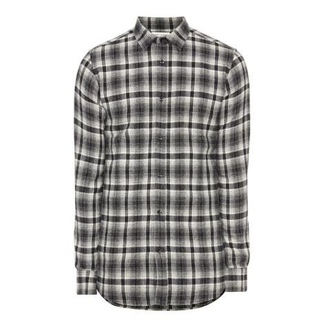 Plaid Checked Shirt, ${color}