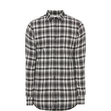 Plaid Checked Shirt