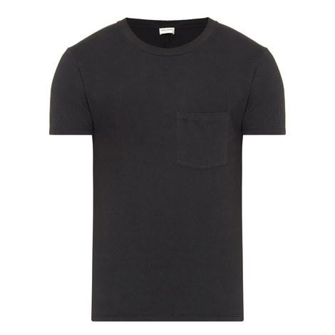 YSL Pocket T-Shirt, ${color}