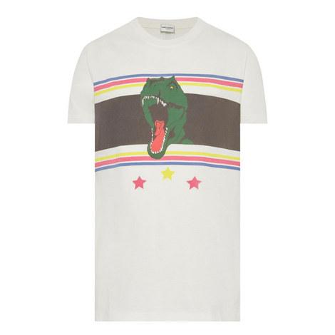 Dinosaur Print T-Shirt, ${color}