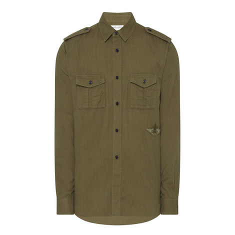 Military Shirt , ${color}