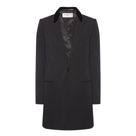 Velvet Collar Coat, ${color}