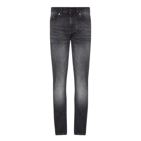 Je T'aime Stitched Pocket Jeans, ${color}