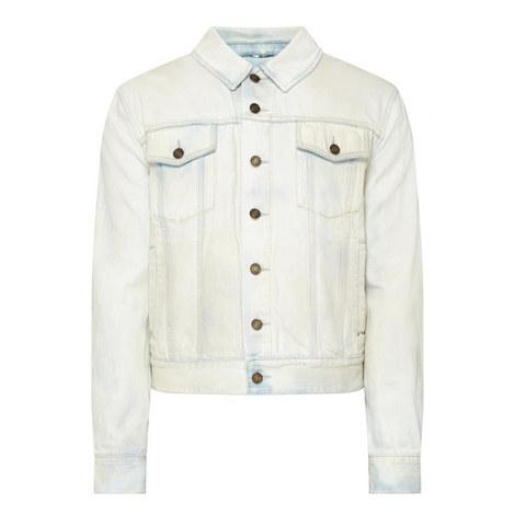 Bleached Denim Jacket, ${color}