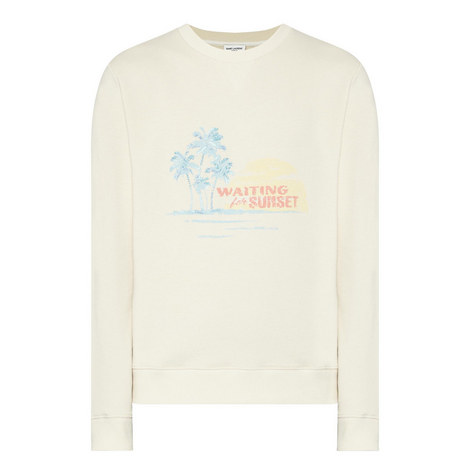 Waiting for Sunset Sweatshirt, ${color}