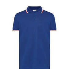 Trimmed Polo Shirt