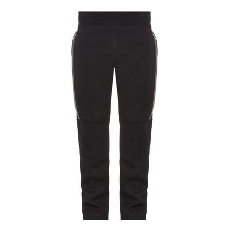 Side Zip Neoprene Pants, ${color}