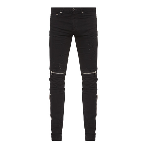 Destroyed Biker Jeans, ${color}