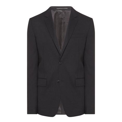 Tape Cuff Suit Jacket, ${color}
