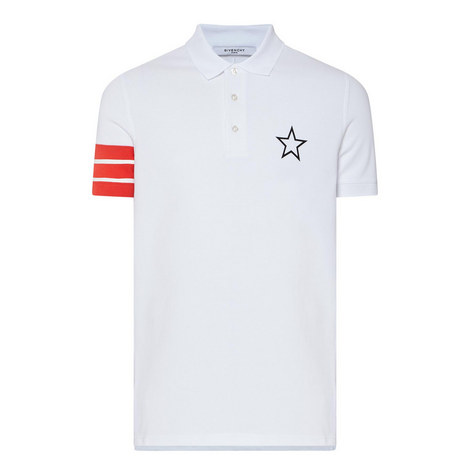 Star Stripe Polo Shirt, ${color}