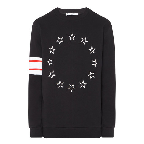 Star and Stripe Sweatshirt, ${color}