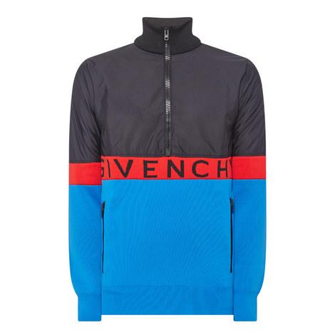 Windbreaker Sweatshirt, ${color}