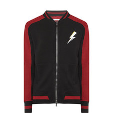 Lightning Bolt Teddy Jacket