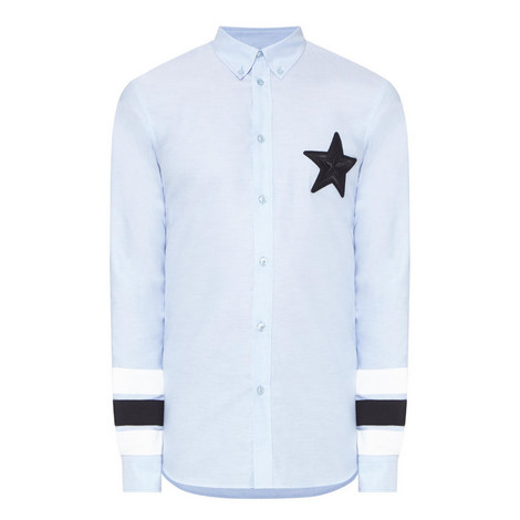 Star & Stripe Oxford Shirt, ${color}