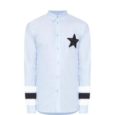Star & Stripe Oxford Shirt