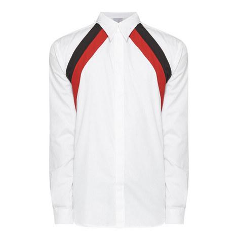 Stripe Shoulder Shirt, ${color}