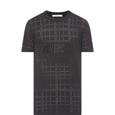 Broderie Anglaise Effect T-Shirt
