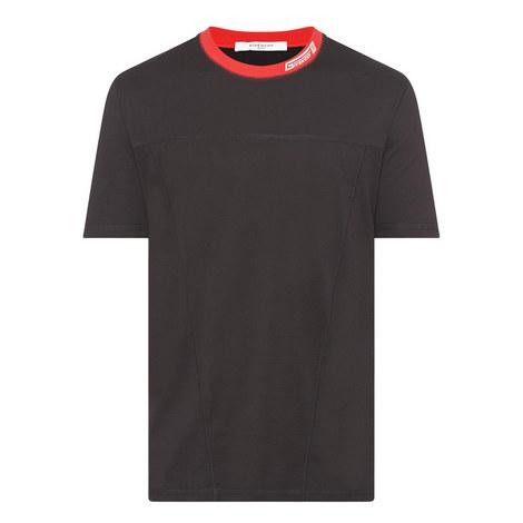 Branded Neck T-Shirt, ${color}