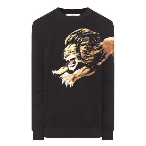 Lion Sweatshirt, ${color}